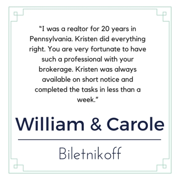 William & Carole Biletnikoff