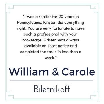 William & Carole Biletnikoff