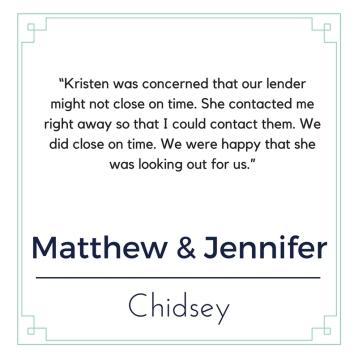 Matther & Jennifer Chidsey