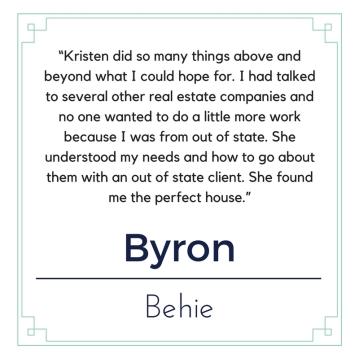 Byron Behie