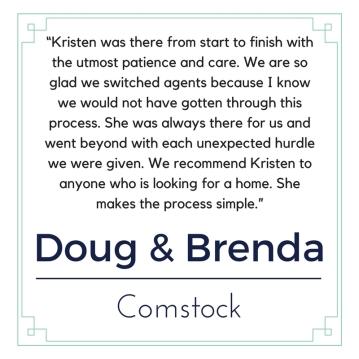 Doug & Brenda Comstock